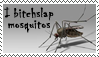 Mosquito Stamp by xSweetSlayerx