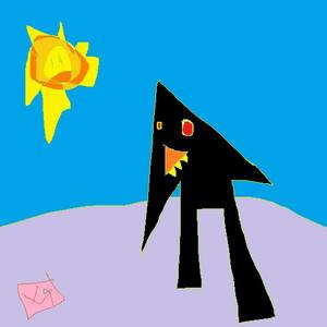 Solar Flares and Flightless Terror Bird