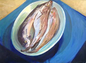 Fish by jenesee