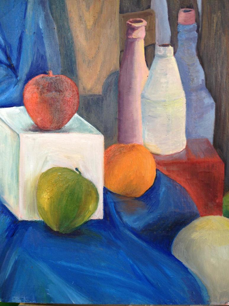 Fruit by jenesee