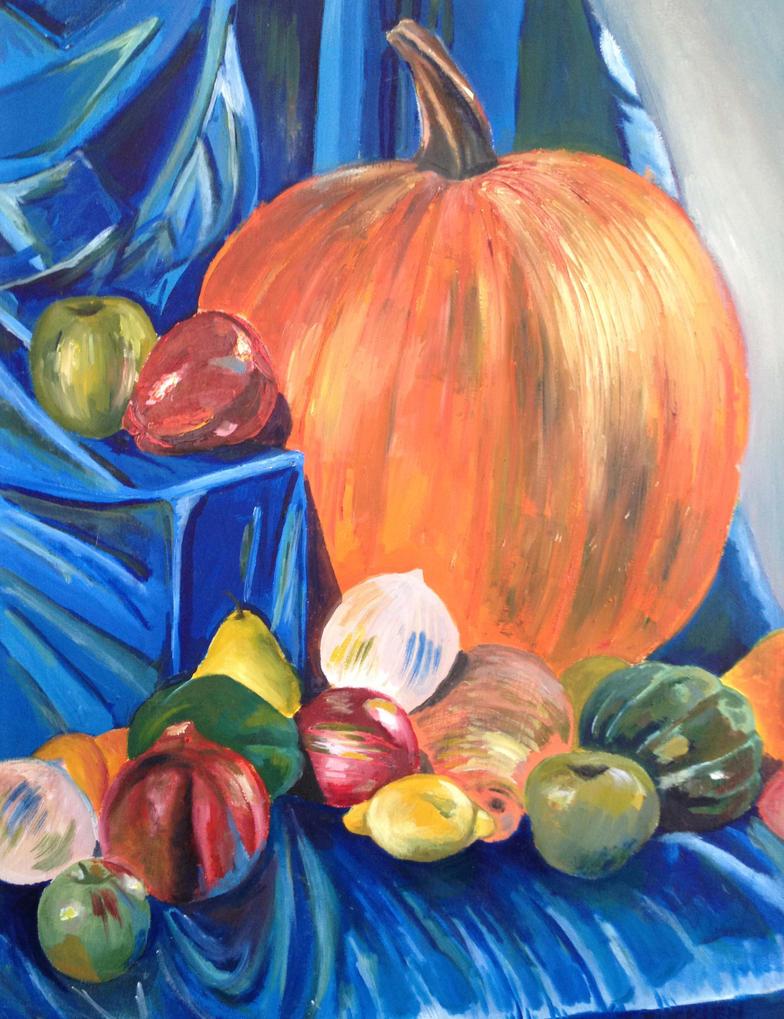 Pumpkin by jenesee