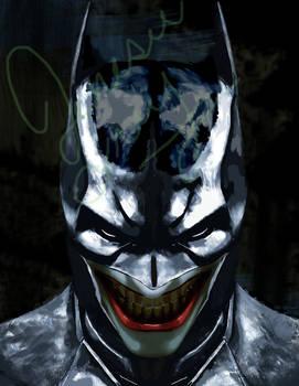 Joking Batman