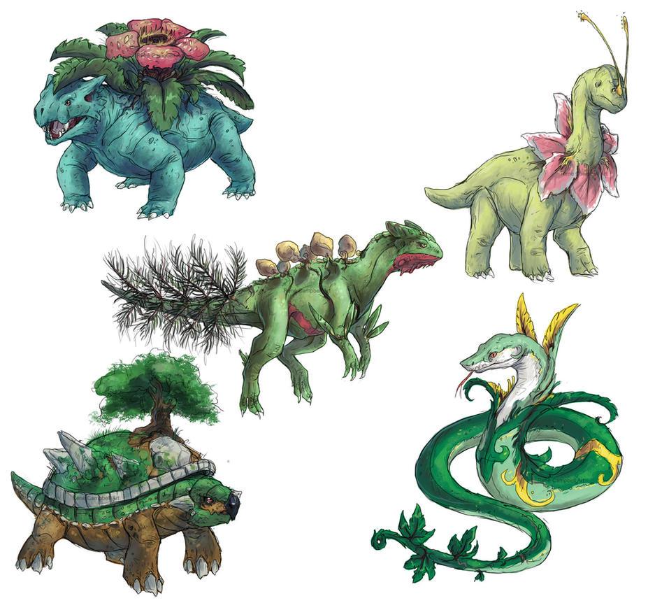 Pokemon versiones realistas - Taringa!