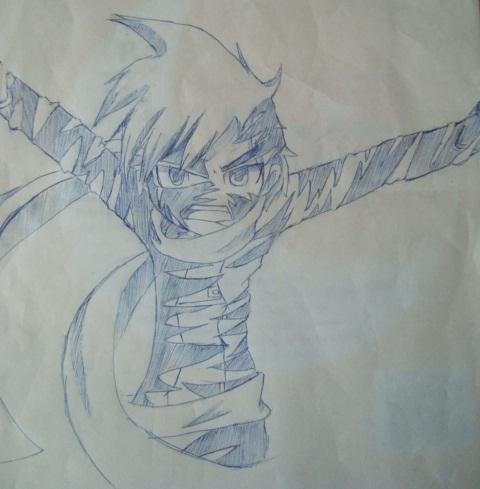 porque soy el ninja by ThunderStormZero