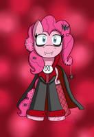 Pinkie Pie- Nightmare Night costume by Blairchan231