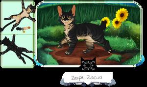 TWA | Zarpa Zacua by Koraille