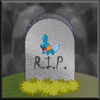 Death of The Mudkip by AuroraGriffin