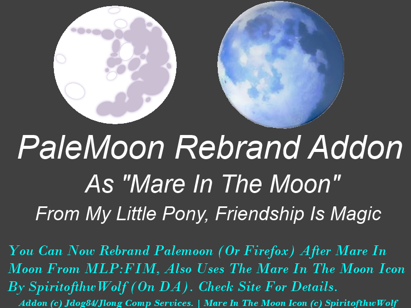 Mare In The Moon ReBrand Addon [Discontinued] by jdog84