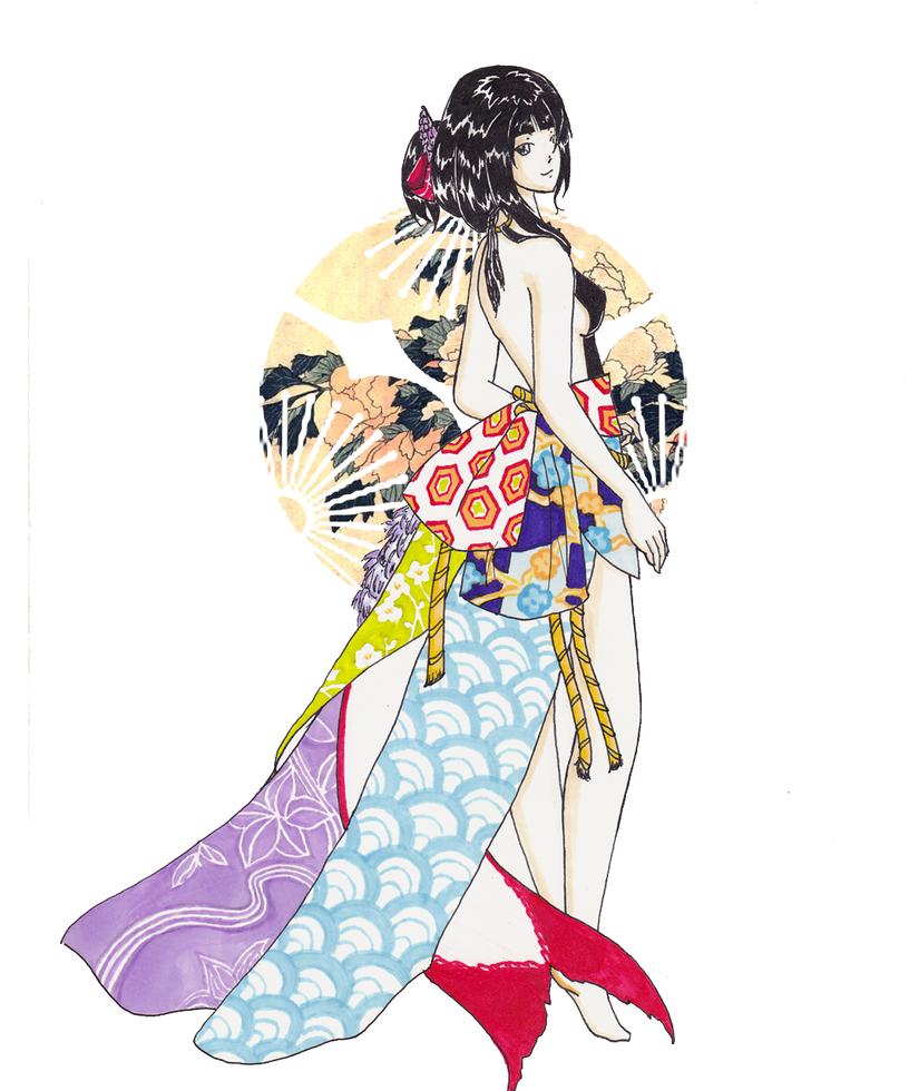 Kimono Pattern by Enyo-sama on DeviantArt