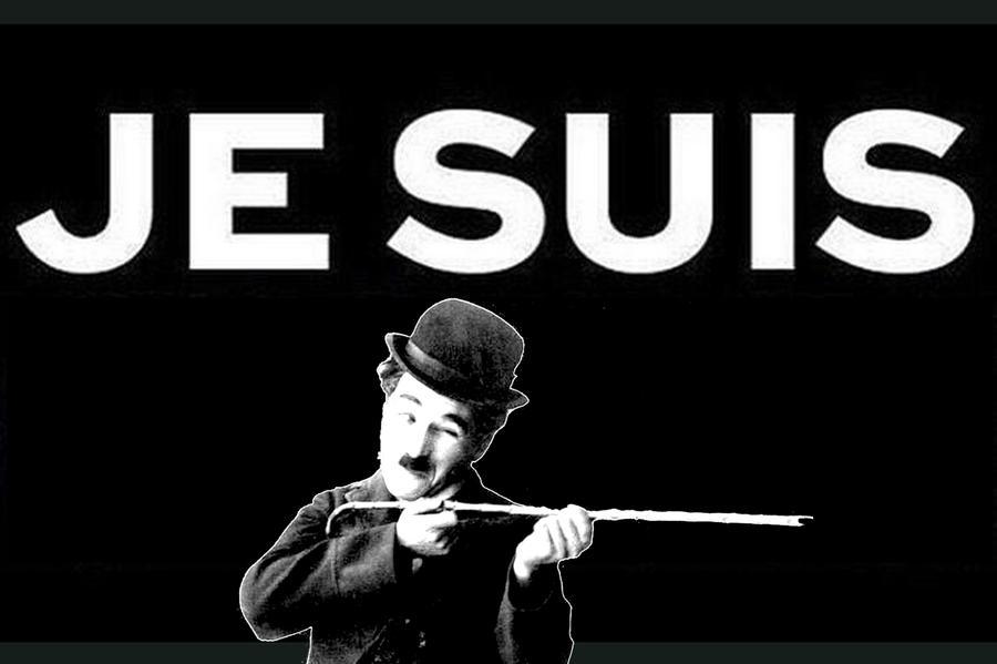 #jesuischarlie by rubertu