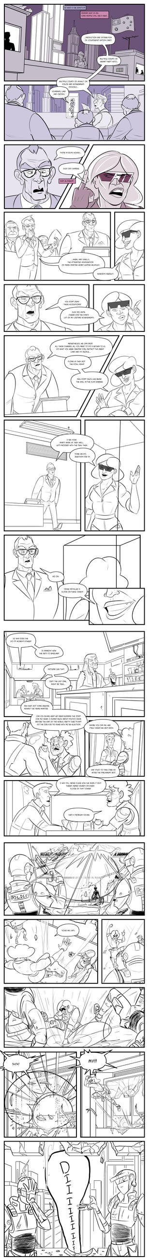 Second Draft OCT - Audition - Page 1 by Langry-The-First