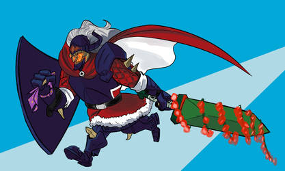 Second Santa Secret Draft Alastor