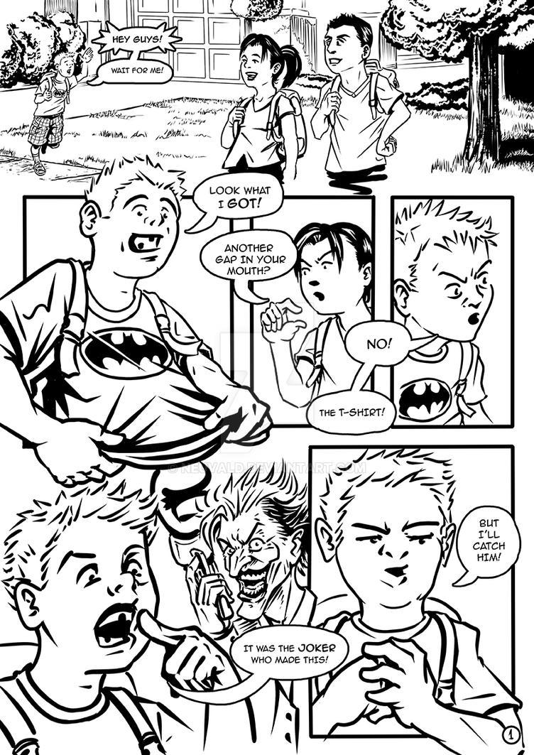 Justice Kids 1 by neuvald