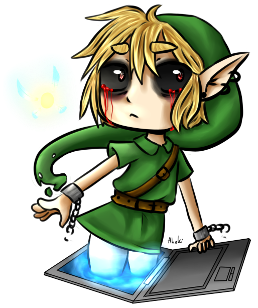 BEN Drowned - (Creepypasta) by Ahoki-Chan