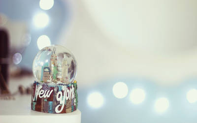 New-york-water-globe-bokeh-hd-wallpaper