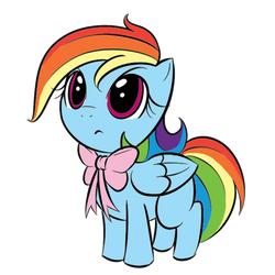 Rainbow Dash PNG. I Made This For Vanessa Shimmer
