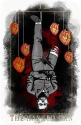 12 Hanged Man Card