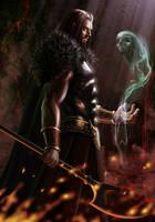 Hades by NinjArt1st