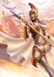 Athena's Attack