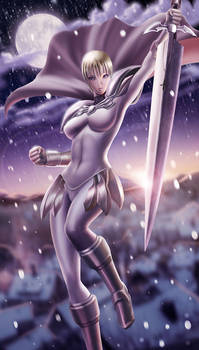 Jean from Claymore