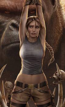 Tomb Raider in Skull Island