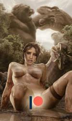 Tomb Raider in Skull Island 4 by NinjArt1st