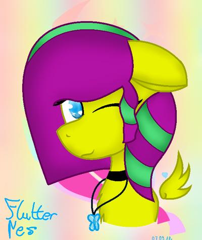 Taka sobie Flutter ^^ by FlutterNesPL