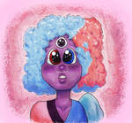 Cotton Candy Mom