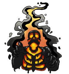 Hexxus tattoo design by St0oiE