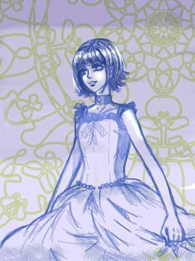 bailarina by Kyumi-Jyumi