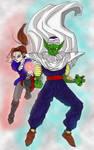 Piccolo and Hatsuko