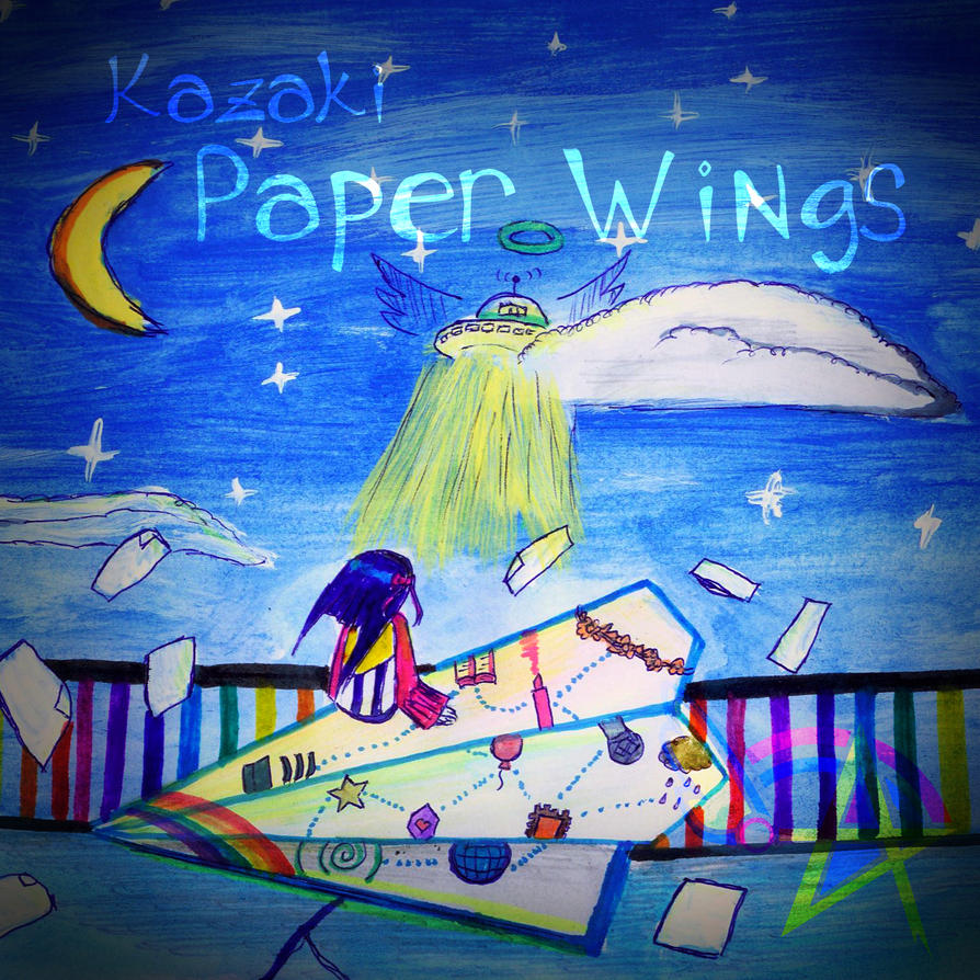 [Album] Paper Wings by kazaki03