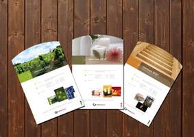 Catalogue Design - Mercan by grafiket