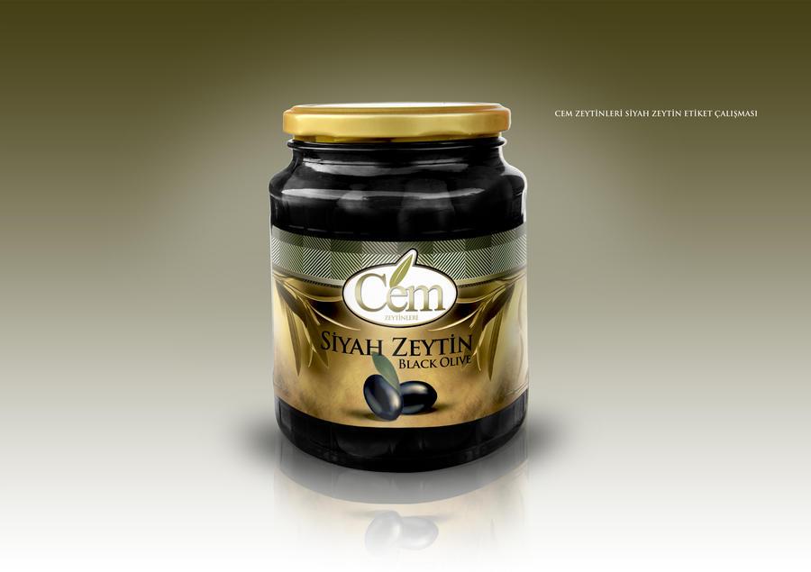 Olives - Packaging Design