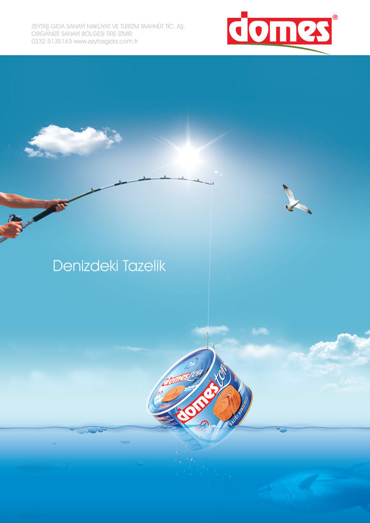 Domes Advertising by grafiket