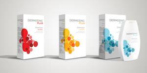Dermozinc Shampoo Packaging