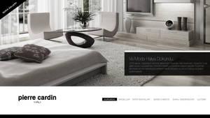 Pierre Cardin Carpets Web by grafiket