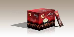 Cafekeyf Packaging Design