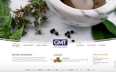 Gmt Food Website4 by grafiket