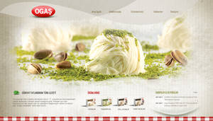 Ogas Turkish Delight Website