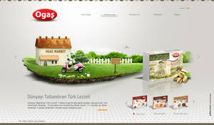 Turkish Delight Website 2 by grafiket