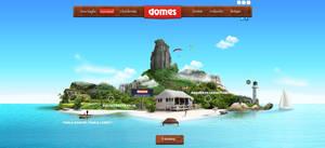 Domes Web by grafiket