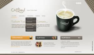 Cafekeyf Website Design