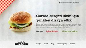 mmg's burger website