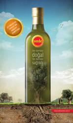 Verde Olive Oil Advertising