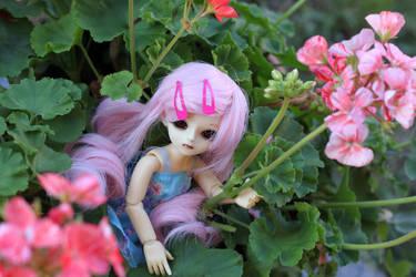 BJD: The little fairy by EienGTC
