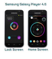 Galaxy Player- work in progress by Rasa13