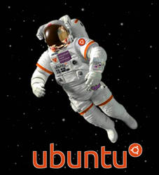 Ubuntu Spaceman by Rasa13