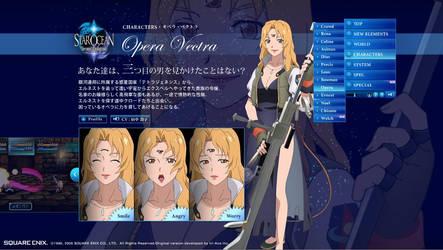 Opera Vectra SE Wallpaper