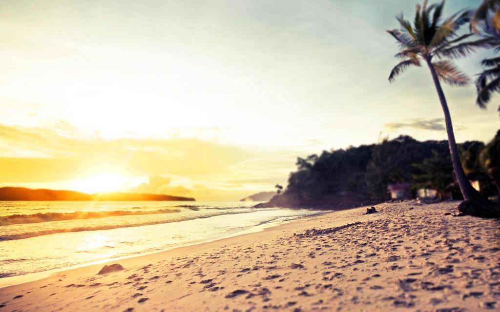 Beach tumbler